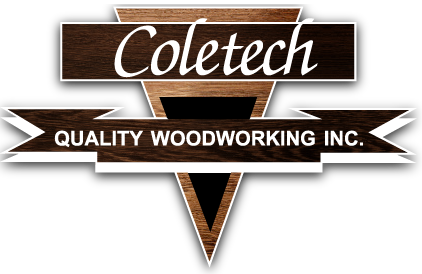 Coletech Quality Woodworking Inc. Logo